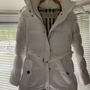 Burberry Brit Puffer Coat